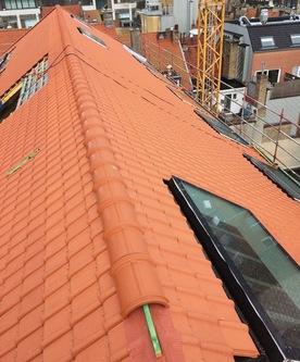 Dakwerken Rigo - Hellende daken