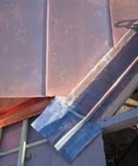 Dakwerken Rigo - Staande naad